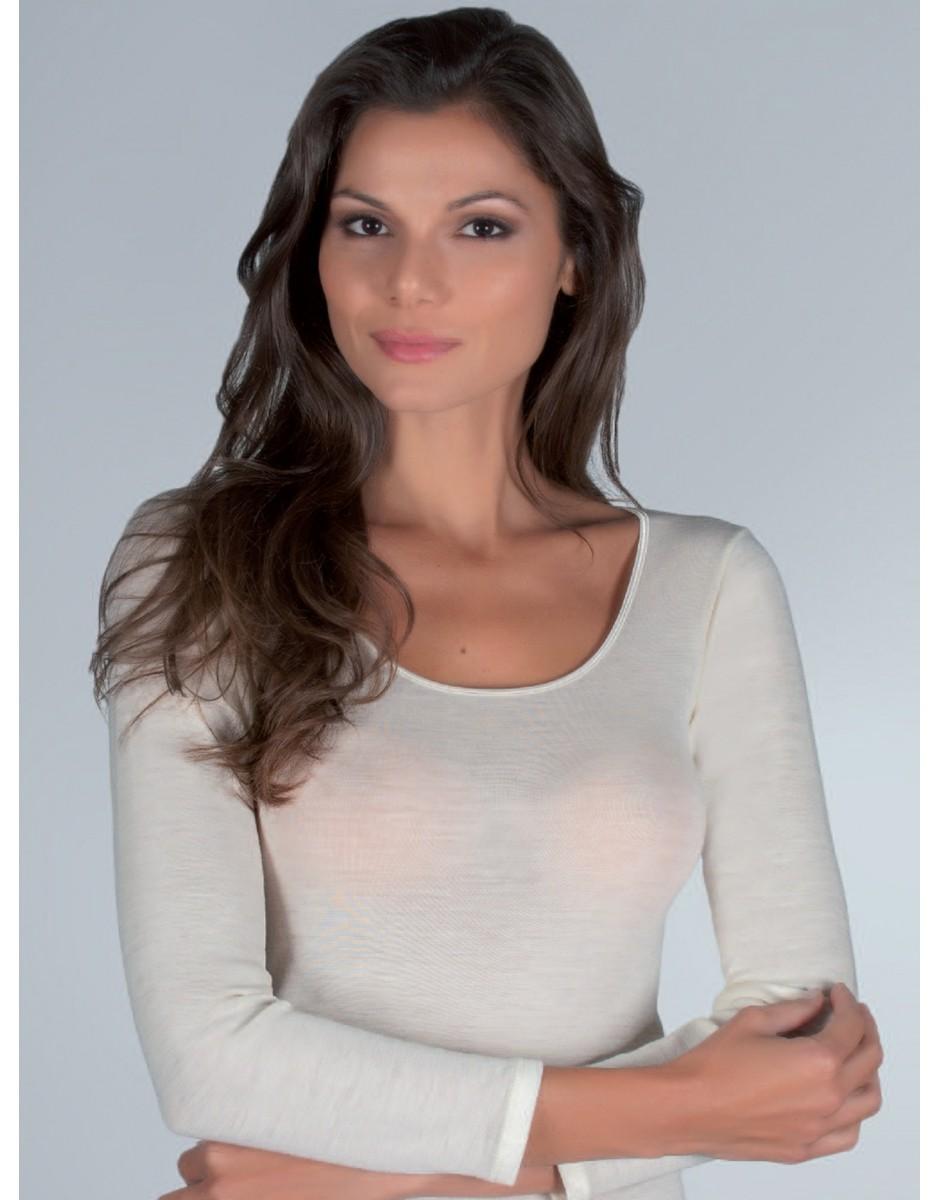 M/L Donna T5009 Moretta Lana/Seta