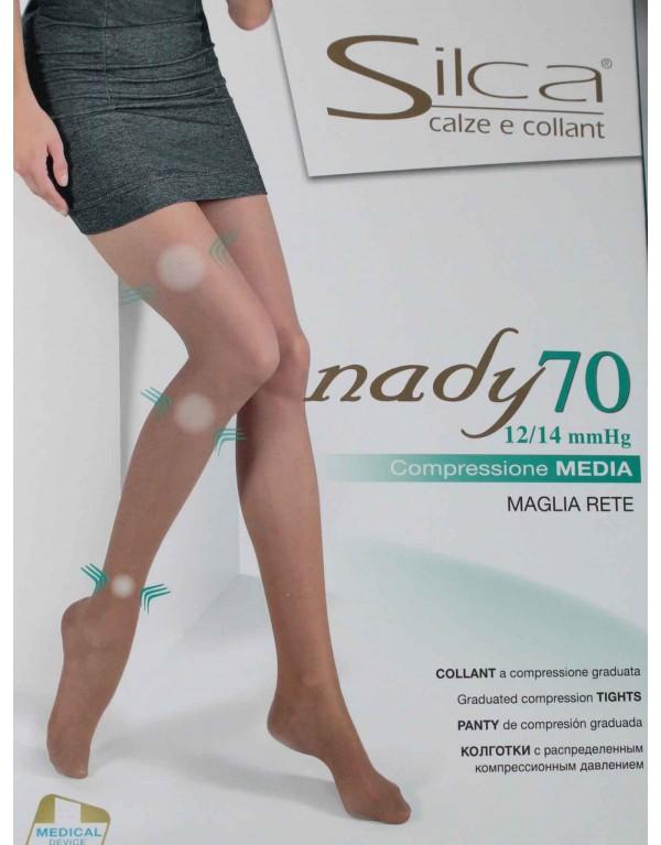 Collant donna NADY 70 den Silca