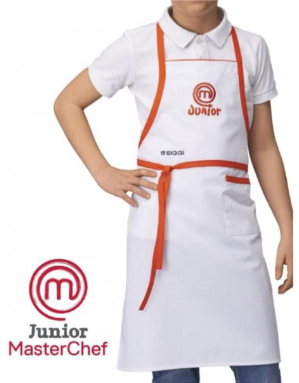 Parannanza Cuoco Junior MasterChef Siggi