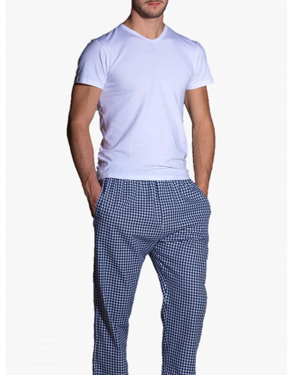 Pantalone Pigiama Olimpia 508 Cotone Flanella