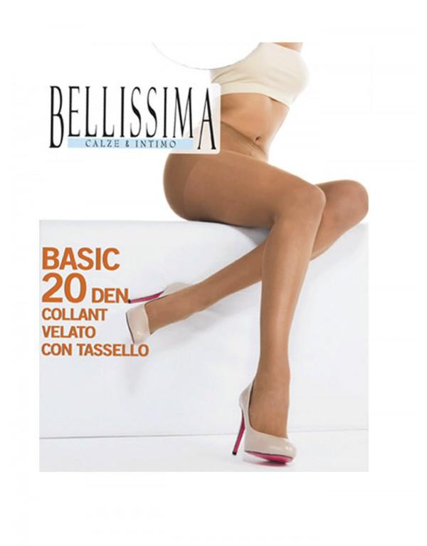 Collant velato Bellissima BASIC 20