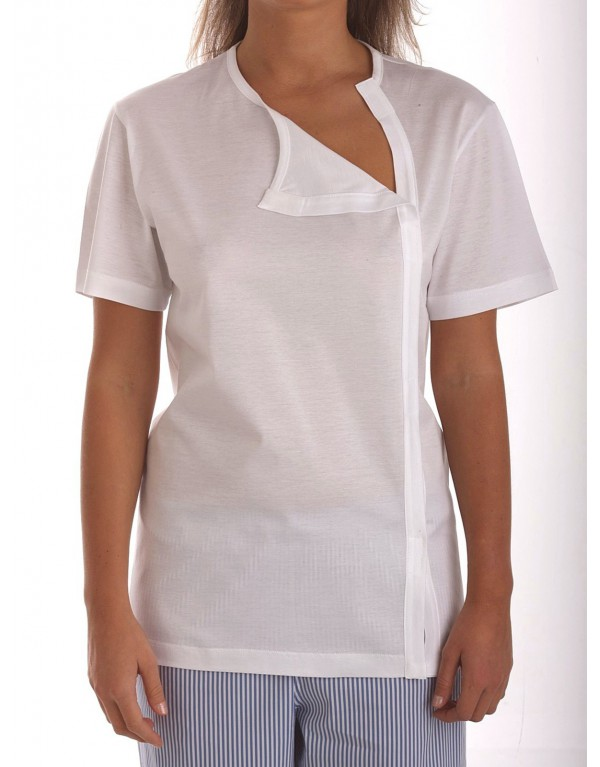 T-Shirt aperta lato cuore art.1032