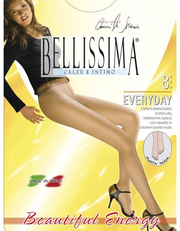 Collant velatissimo Bellissima EVERYDAY 8 den