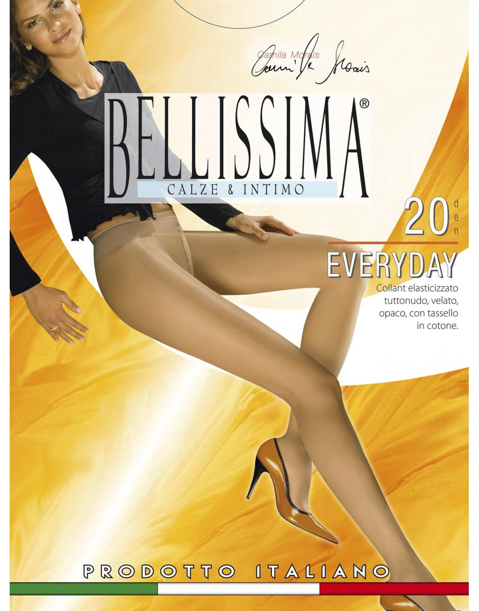 Collant velato Bellissima EVERYDAY 20 den