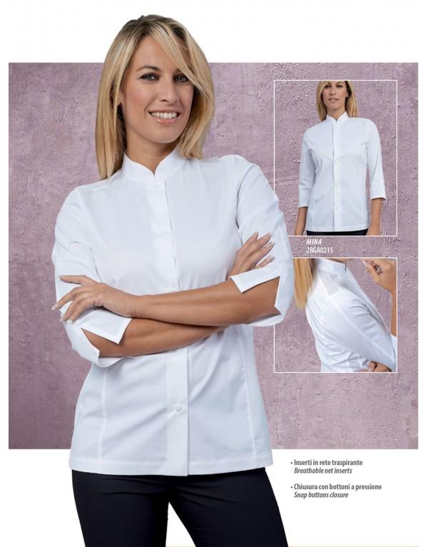 Giacca Chef Donna Mina Siggi