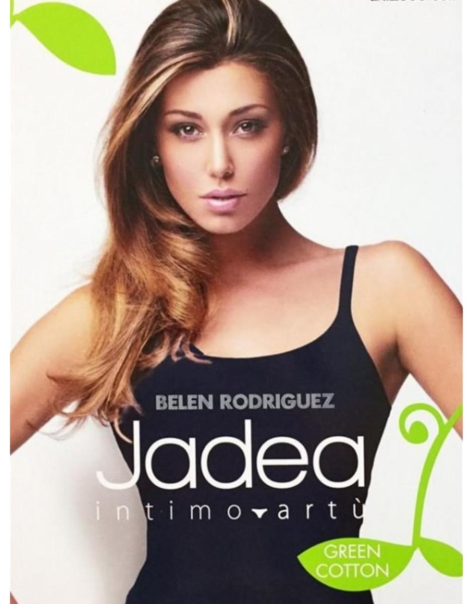 Top S/S Jadea - Art. 2005 - Green Cotton