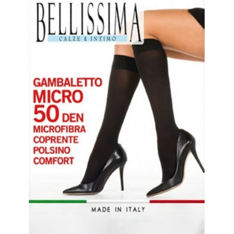 Gambaletto MICRO 50den Bellissima
