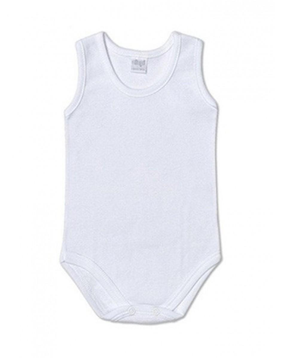 Body neonato caldo cotone felpato mezza manica ELLEPI AF891 CONF. 6 PZ