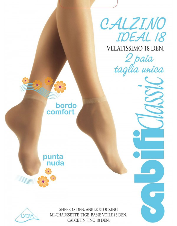 Calzino Cabifi IDEAL 18