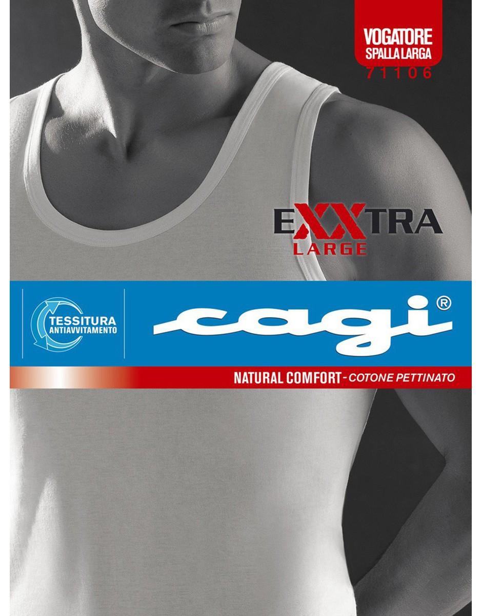 S/L uomo Exxtra Large Cagi art. 71106