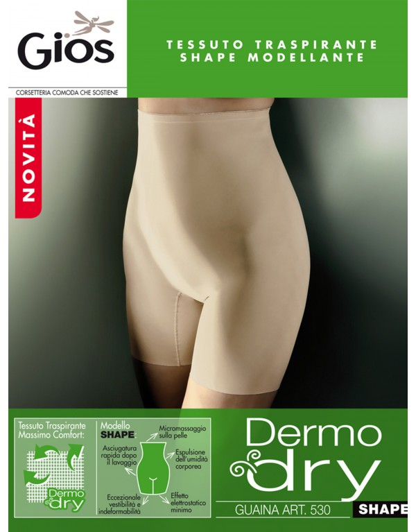 Guaina alta Gios art. 530 Dermo Dry